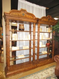 Broyhill Curio Cabinet at The Missing Piece