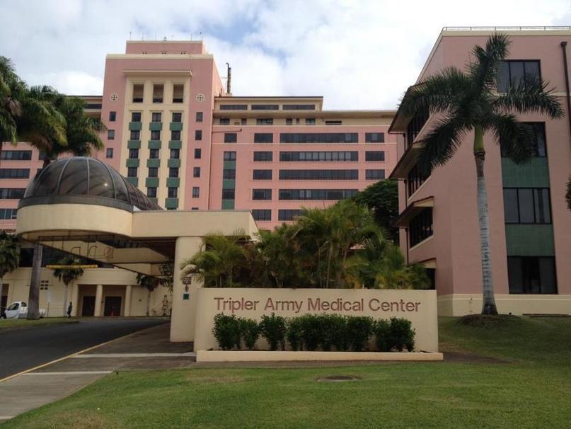 Photos of Tripler Medical Center Army Base | MilBases.com