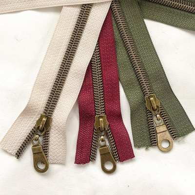 Rustic Holiday Zipper Kit