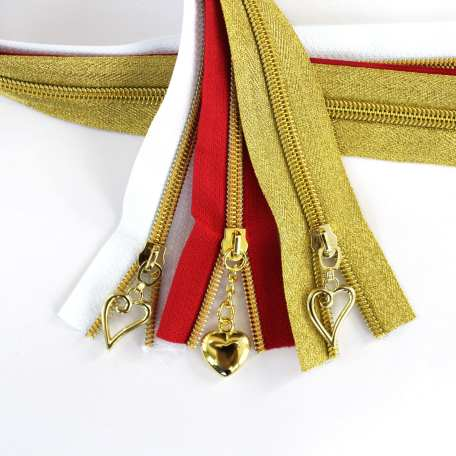 True Love Zipper Kit