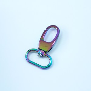 1in Swivel - rainbow