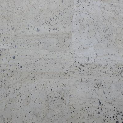 Gray Cork Fabric