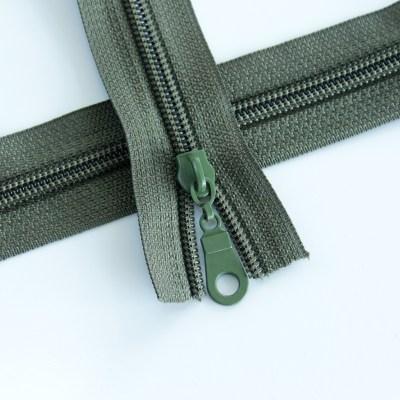 Dark Green Zipper Kit