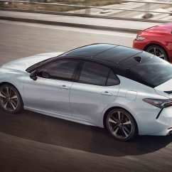 All New Camry 2018 Grand Veloz Silver Toyota Changes