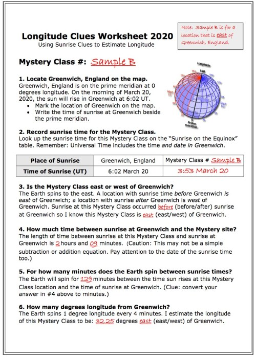 small resolution of Mystery Class News