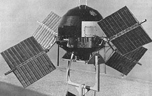 Satélite Vanguard: Primeiro satélite usando células solares fotovoltaicas