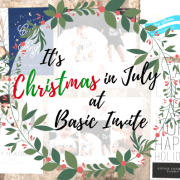 Christmas in july, basic invite, review, greeting cards, customizable holiday cards, holiday, birthday, graduation, baby shower, baby announcement, wedding, save the date, christmas, valentines, stationery, photo cards, thanks you cards, extensive color palette, fonts, template, customize, samples, peel and seal, business christmas cards, envelope liner, design, raised, flat, foil, fancy, address capturing, address book, free, discount, code, sponsored, lifestyle, all your needs, no compromising, product, website, company, little conquest