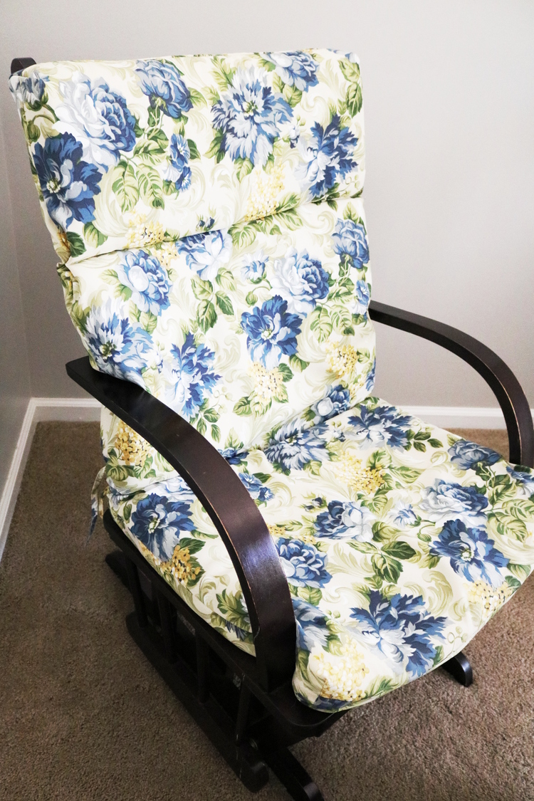 diy chair cushion no sew banquet covers in hyderabad easy slipcover little conquest