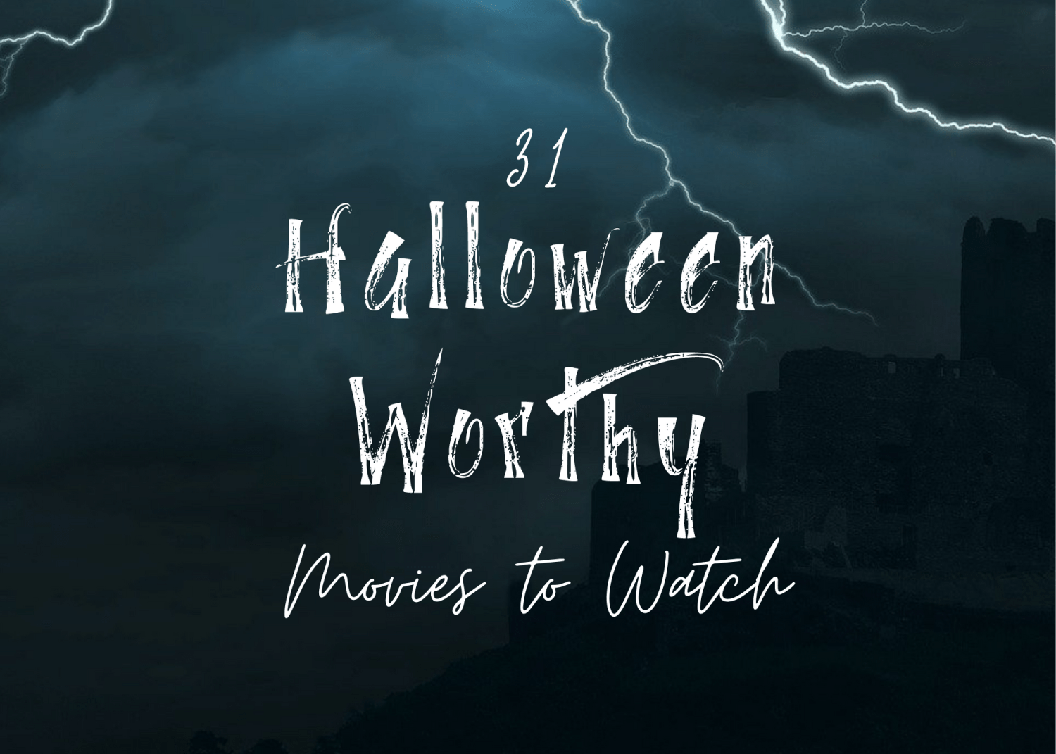 halloween, holiday, lifestyle, movies, films, must watch, stream, streaming, netflix, hulu, amazon prime, youtube, disney plus, horror, thriller, suspense, comedy, kids, family, halloween movies, scary, funny, blood and gore, spiritual, october, fall, season, spooky, what to watch