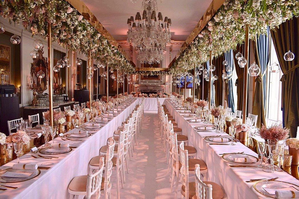 Cranberry Blue  Luxury Wedding Planner  London, England