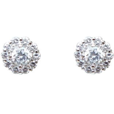 MileagePlus Merchandise Awards. Nadri Carnation Stud Earrings
