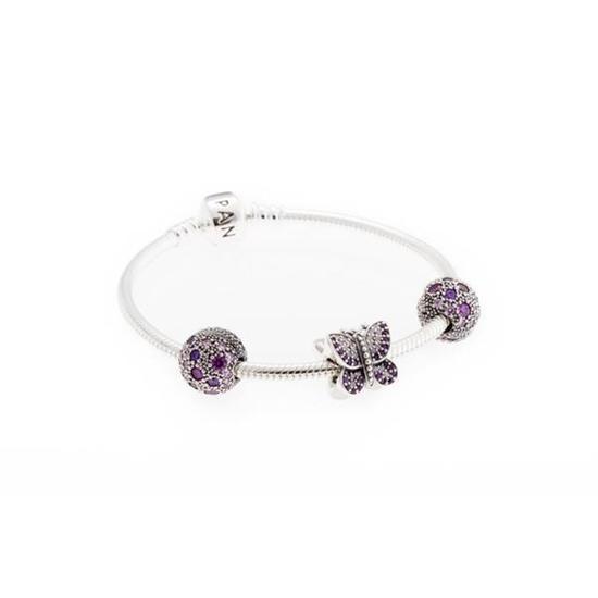 MileagePlus Merchandise Awards. Fluttering Butterfly Bracelet
