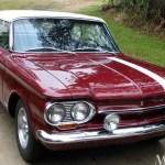 1963 Chevrolet Corvair Monza Spyder Project Cars Classic Motorsports