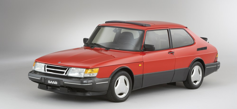 medium resolution of vintage views saab 900 spg