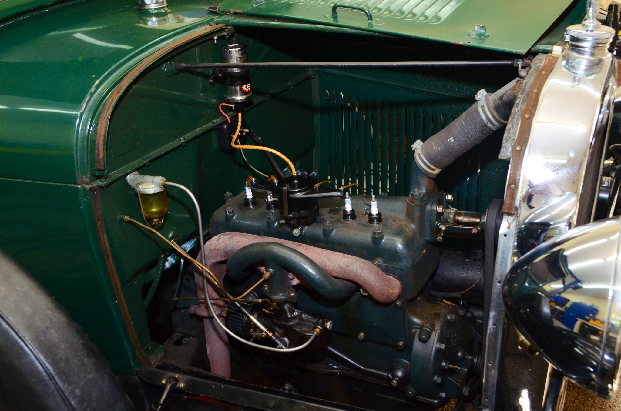 Delco Remy Wiring Diagram Ignition Issues Ford Model A Project Car Updates