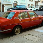 Jeffb S Alfa Romeo Alfetta Sedan Readers Rides