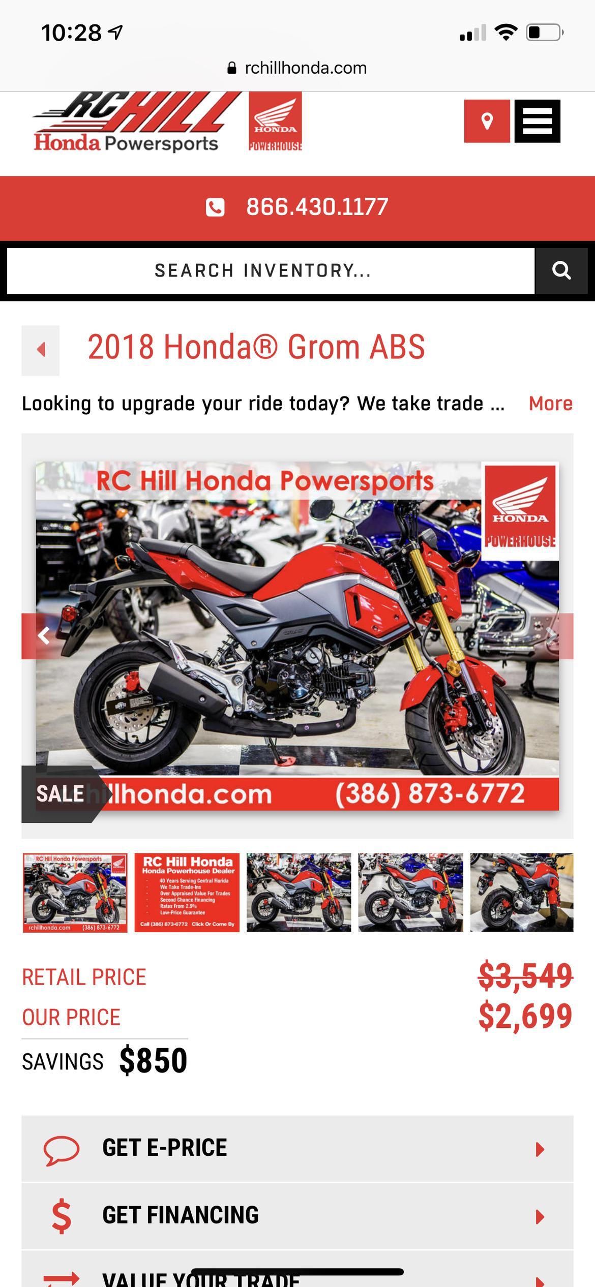 Used Honda Grom For Sale Craigslist : honda, craigslist, Should, Honda, Kawasaki, Z125?-Page, Motorcycles, Bicycles, Forum