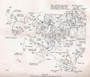 Farmall H Wiring Schematic Engine Wiring Diagram Images