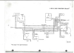 International 444 Wiring  Best site wiring diagram