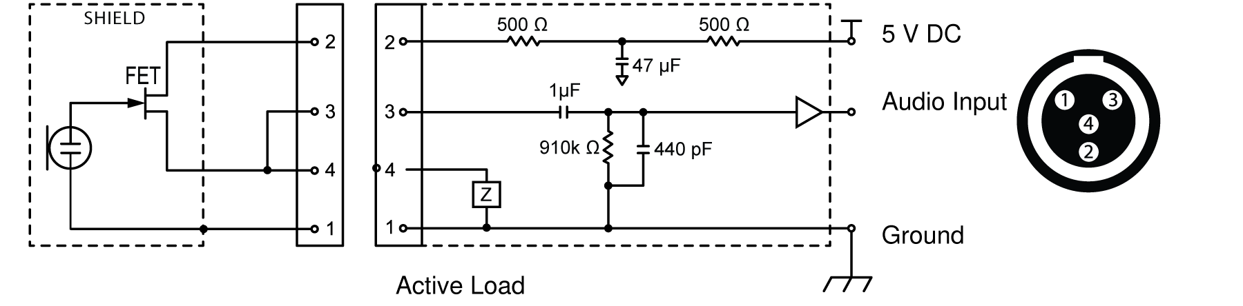 hight resolution of receiver output connections