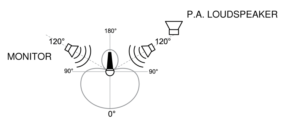 medium resolution of avoiding pickup of unwanted sound sources