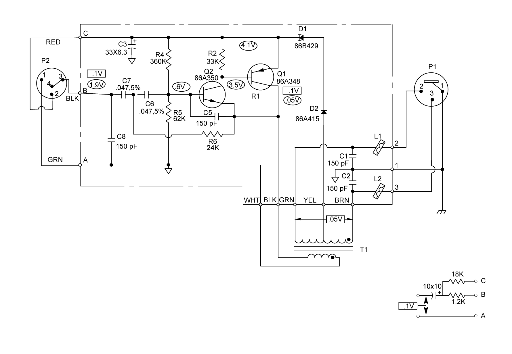 hight resolution of sm93 preamplifier circuit diagram
