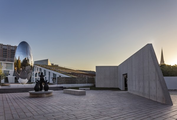 Museum Of Fine Arts Houston Completes Phase