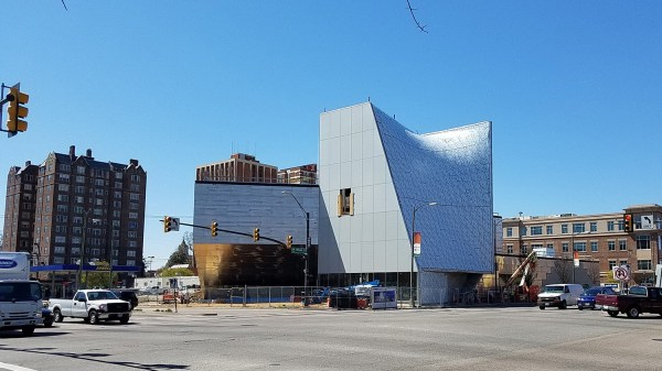 Institute Contemporary Art Vcu - Steven Holl Architects