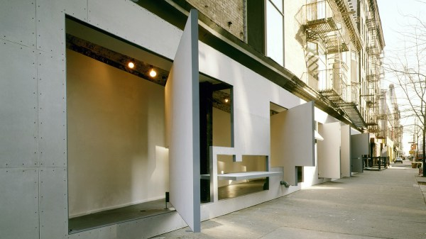 Storefront Art And Architecture - Steven Holl Architects