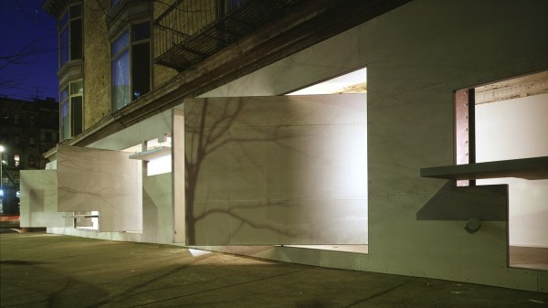 Storefront Steven Holl Architecture in New York