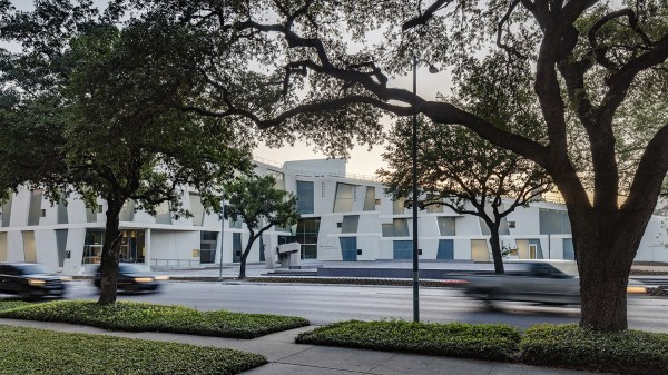 Museum Of Fine Arts Houston Campus Expansion - Steven Holl Architects