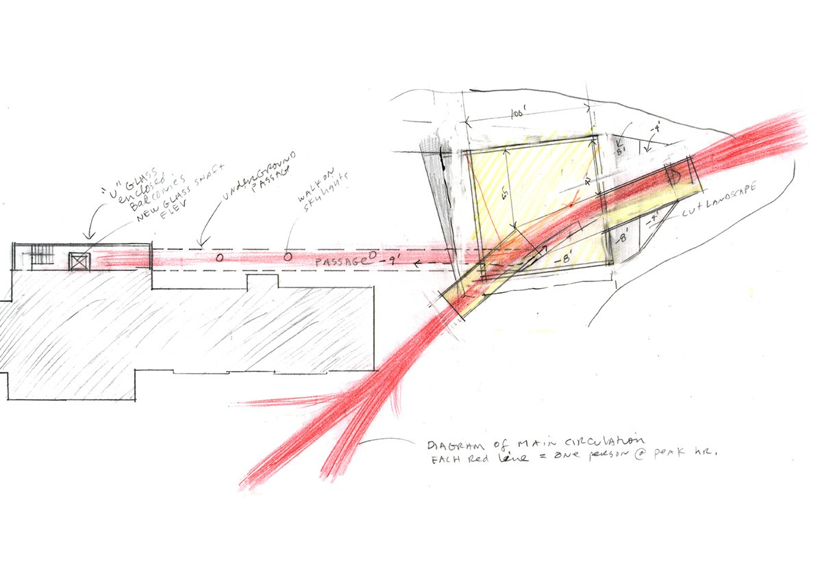 COLLEGE OF ARCHITECTURE, CORNELL UNIVERSITY - STEVEN HOLL ARCHITECTS