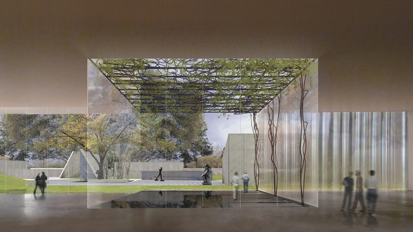 Steven Holl Museum of Fine Arts Houston