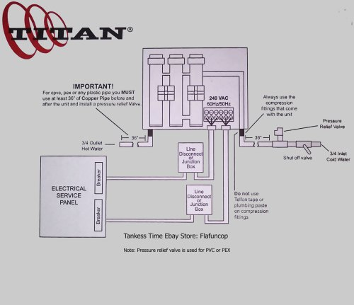 small resolution of titan tankless n 210 model water heater