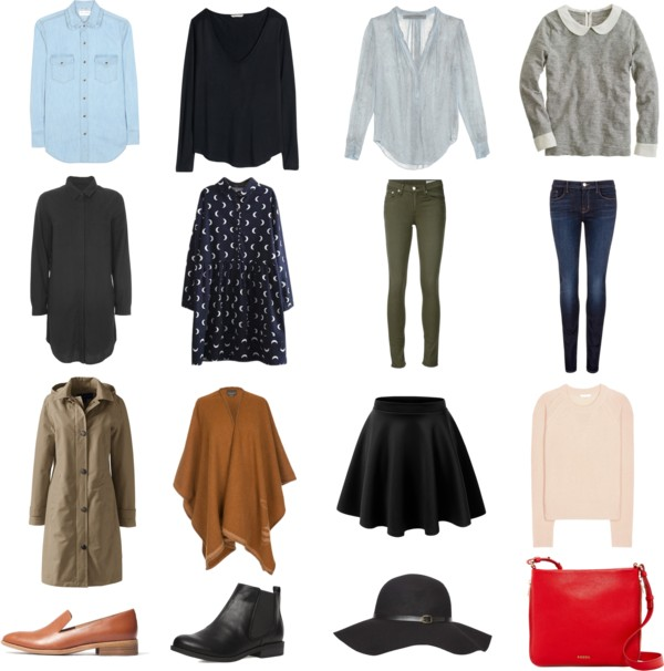 What to Pack for London and Other Parts of England
