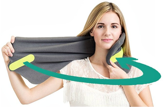 Everyones Talking About the Trtl Travel Pillow Is it Good