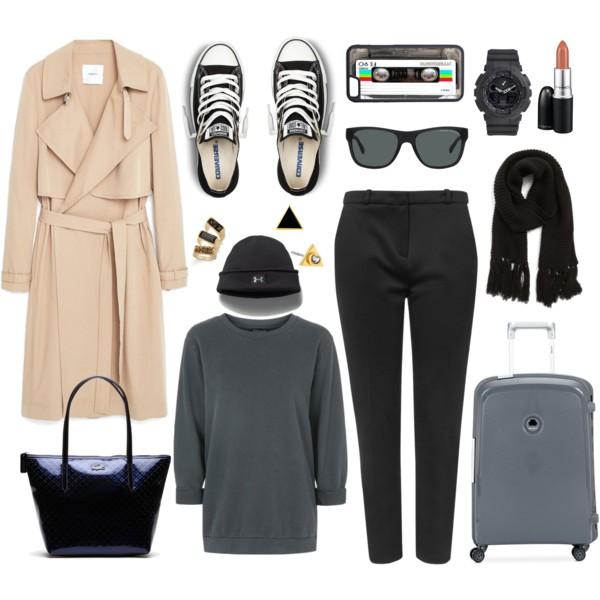 9 fashionable plane outfits