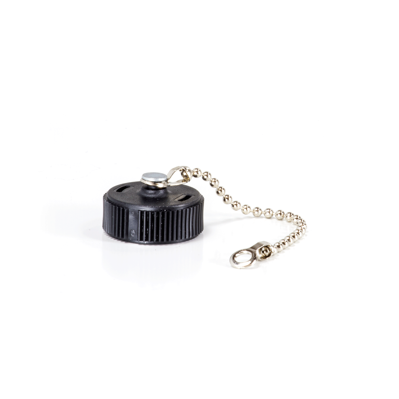 Amp Sealing Cap W Chain Size 11
