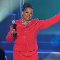 "Pastor Shirley Caesar performs on ""The Bobby Jones Gospel Christmas Special"" airing Sunday, December 21 at 9:00 a.m. ET/PT."