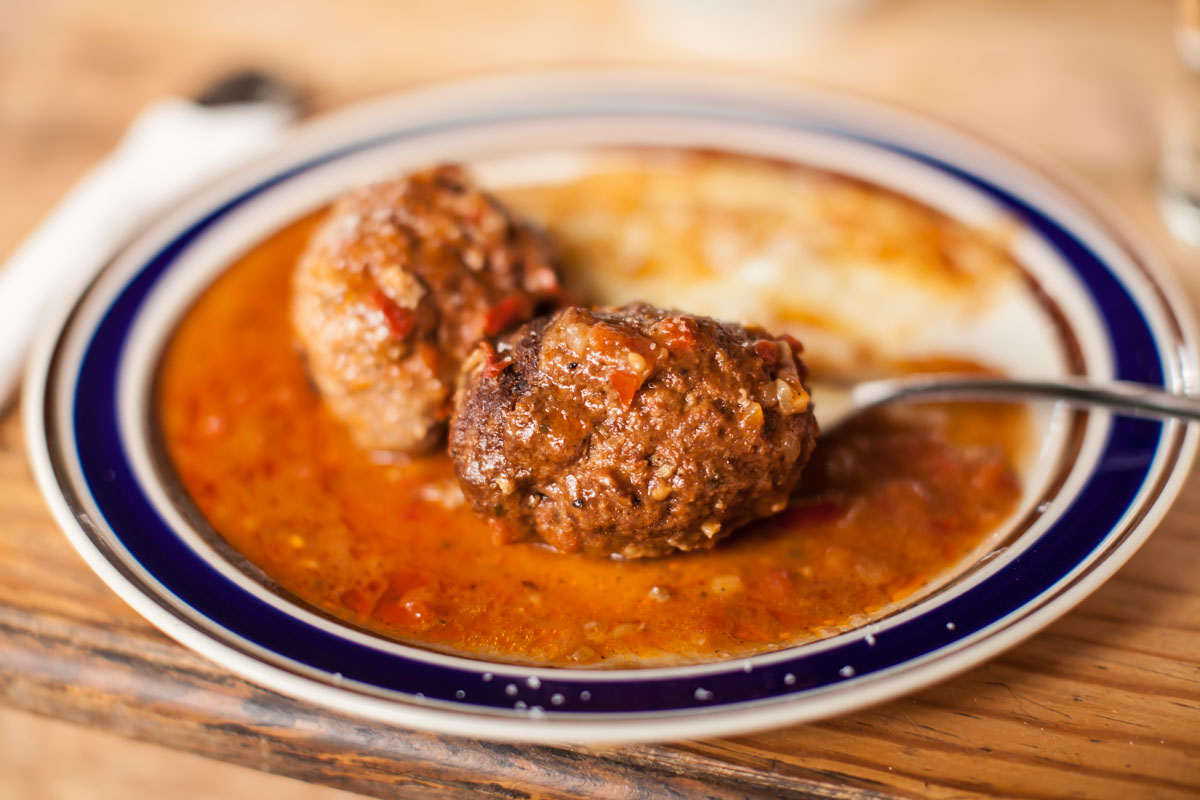 German meatballs, Jaibalito, Guatemala - Vezzani Photography