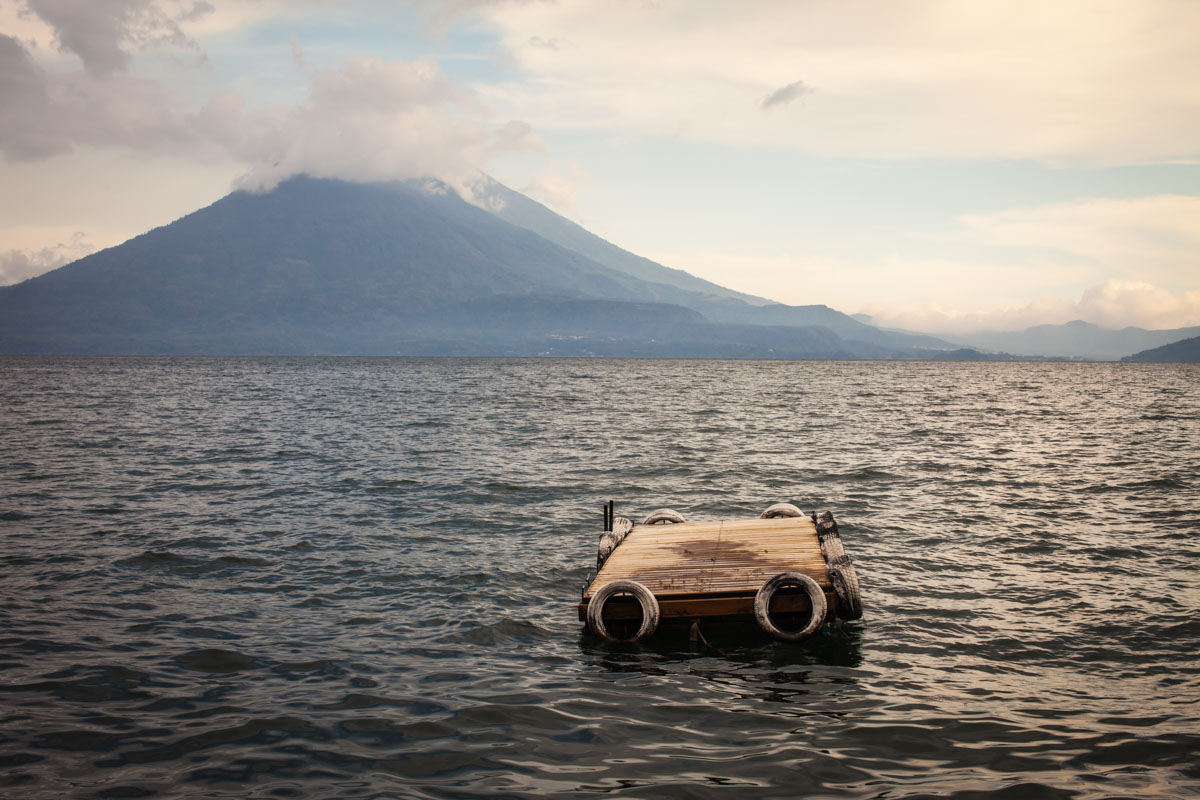 Jaibalito, Guatemala - Lake Atitlan