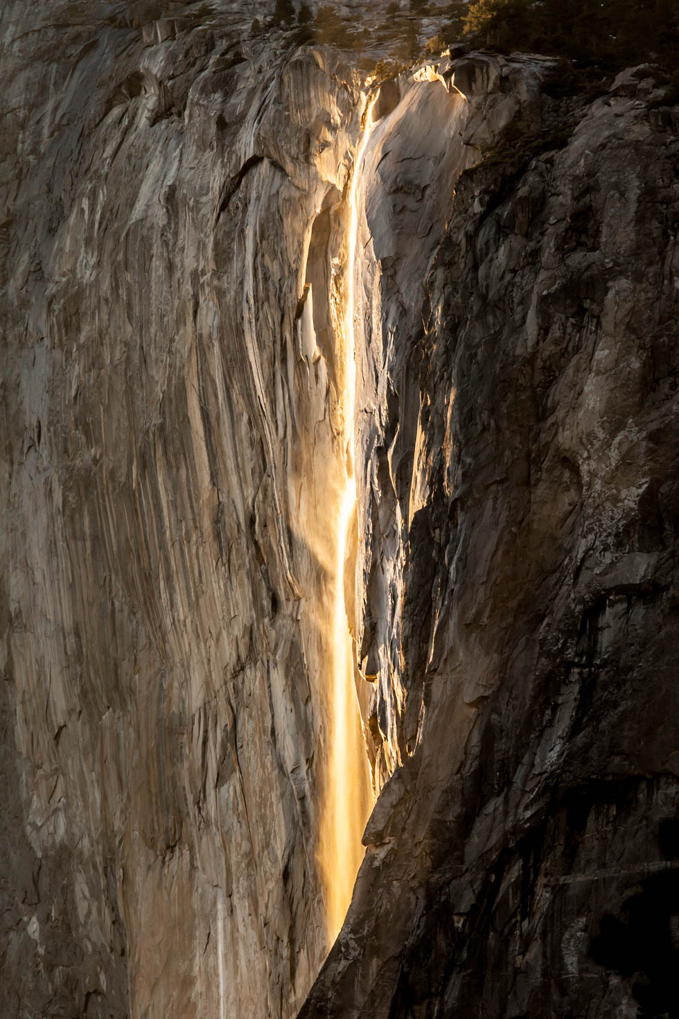 Photographing the Yosemite Firefall, Horse Tail Fall, Yosemite National Park, CA #vezzaniphotography