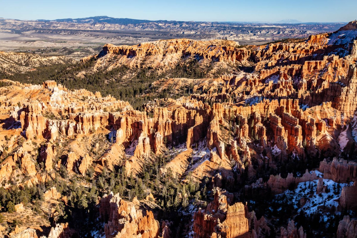 Inspiration Point Upper View, Bryce Canyon National Park, UT 5 Best Photo Spots Bryce Canyon National Park #vezzaniphotography