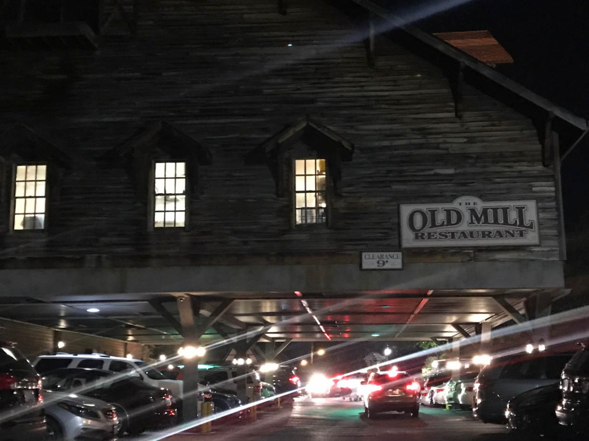 Old Mill Restaurant close to Great Smoky Mountains National Park in Gatlinburg, TN #vezzaniphotography