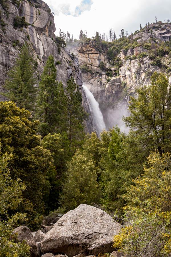 The Cascades Best Photo Spots Yosemite National Park #vezzaniphotography