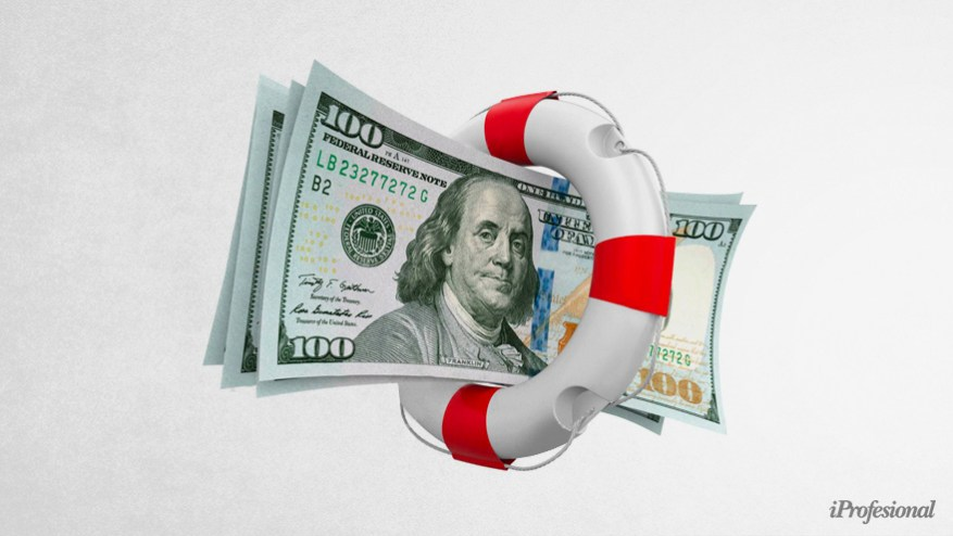 The dollar will attract savers as a store of value, but the exchange rate and its high price discourage their purchase.