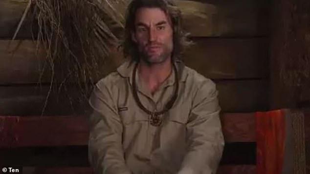 'Nunca estaré en la jungla': El comediante Ash Williams (en la foto) dijo que NUNCA aparecería en Soy una celebridad ... ¡Sácame de aquí!  en una entrevista resurgida, antes de unirse al nuevo elenco en la jungla