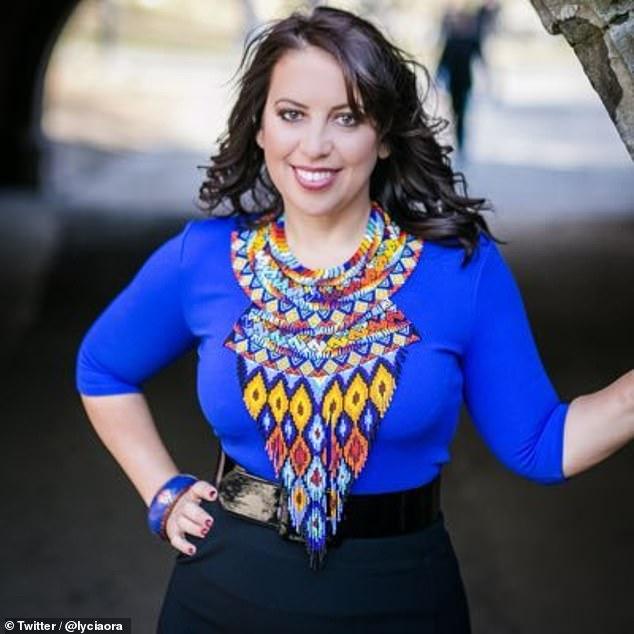Natasha Lycia Ora Bannan, de 43 años, ha admitido que no es latina habiendo asumido la identidad
