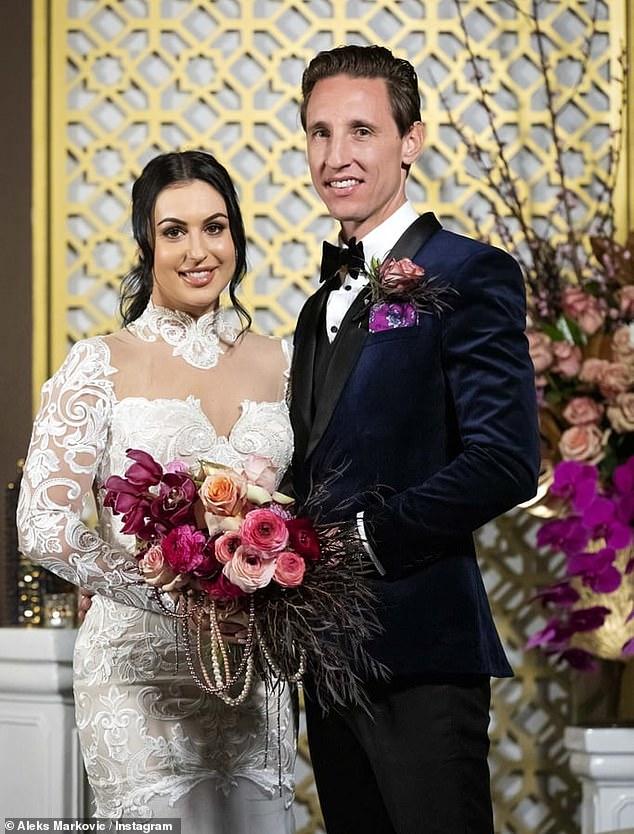 'Mis padres son muy tradicionales': Aleks Markovic finalmente ha revelado por qué sus padres nunca asistieron a su boda Married At First Sight con Ivan Sarakula