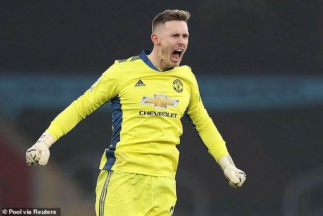 Dean Henderson espera ser el portero número uno del Manchester United a partir de la próxima temporada